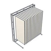 Стойка для плиточных материалов на 12 листов