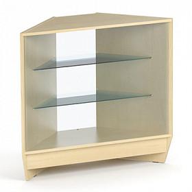 Угловая витрина «Гамма» для бижутерии